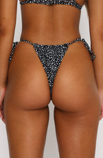Sun Soaked Bottoms Black Speckle