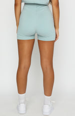 Take It Easy Bike Shorts Mint
