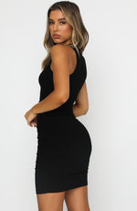 Chase The City Mini Dress Black