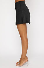 Ellery Mini Skirt Black