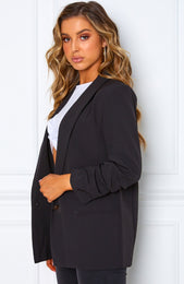 Stay The Night Blazer Black