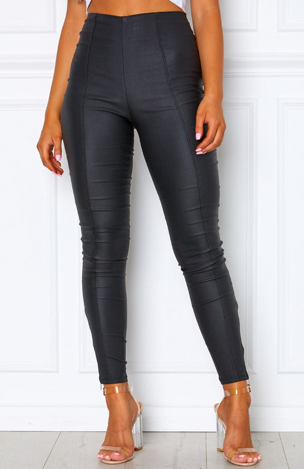 Main Event Pants Black