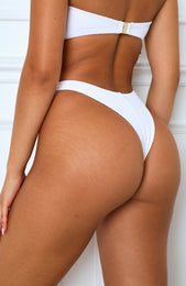 Sugar Crush Bottoms White