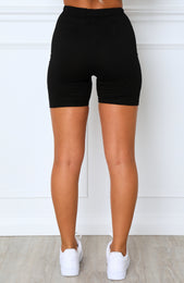 Signature Bike Shorts Black