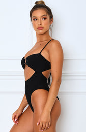 Soda Spritz One Piece Black