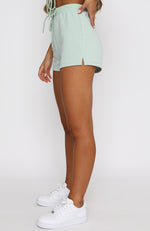Shape Up Shorts Sage