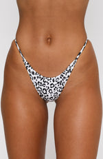 Thira Bottoms White Leopard
