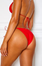 Vacay Bottoms Red