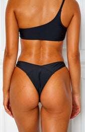 Summer Splash Bottoms Black