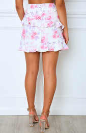 Golden State Mini Skirt Pastel Rose