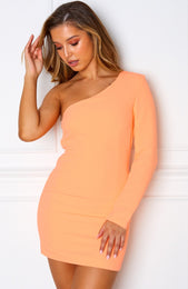 Mojito Mini Dress Peach