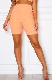 Berry Crush Shorts Peach