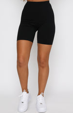 New Approach Bike Shorts Black