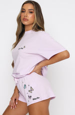 Dreamland Pyjamas Purple
