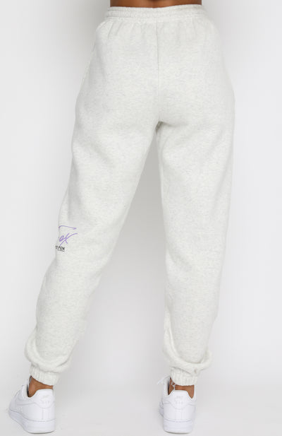 New Story Sweatpants Grey Marle