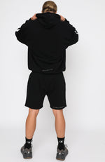 Break The Rules Shorts Black
