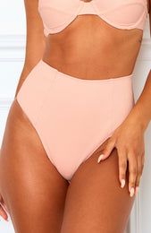 Airlie Bottoms Peach Rib
