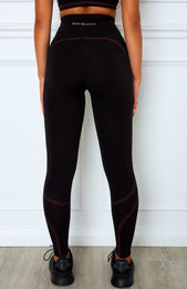 Full Flex Leggings Black