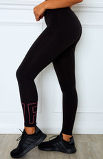 Acceleration Leggings Black