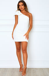 Stella Mini Dress White