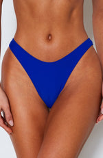 Belmont Bottoms Electric Blue