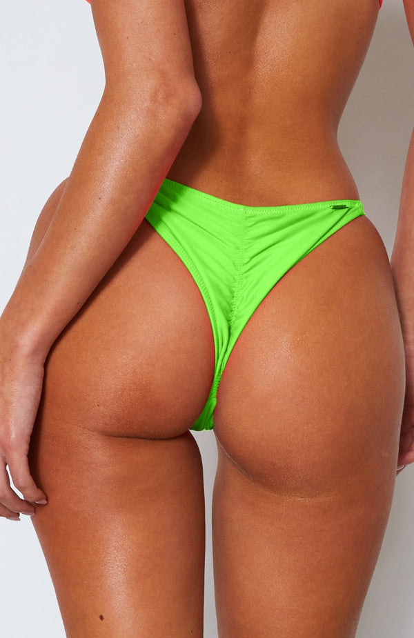 Thira Bottoms Neon Green
