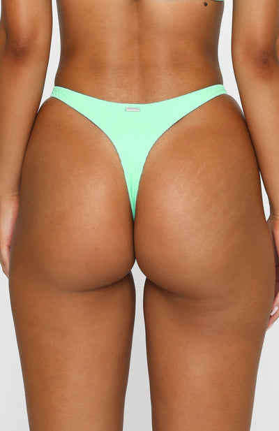 Oceana Bottoms Mint Rib