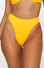 Lanai Bottoms Marigold Rib
