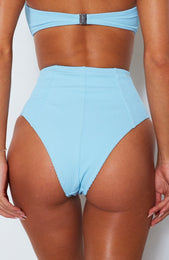 Tula Bottoms Baby Blue Rib