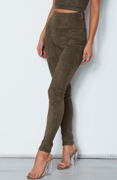 Brooklyn Pants Khaki