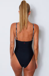 High Pressure One Piece Black