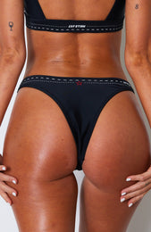 Plunge Bottoms Black