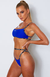 Risky Bottoms Electric Blue