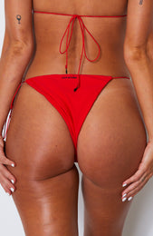 Highly Strung Bottoms Red