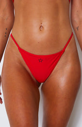 Itsy Bottoms Red