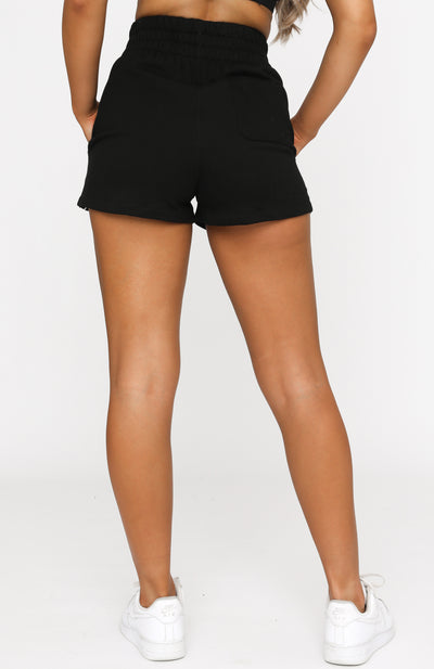 Switch It Up Shorts Black