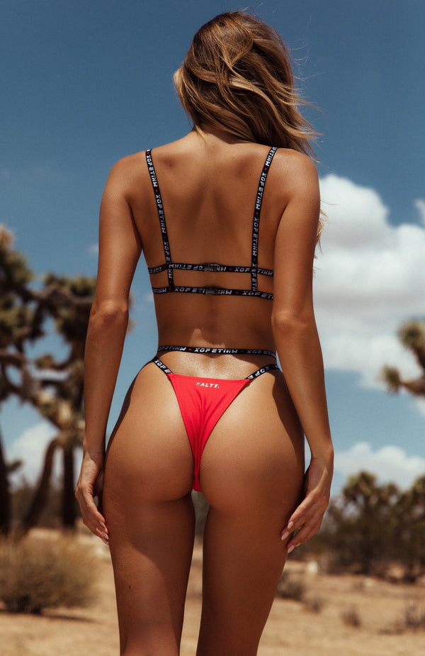 Risky Bottoms Red
