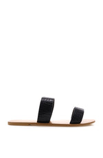 Costa Slides Black Croc