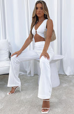 Fearless Pants White