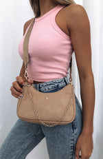 Paloma Bag Sand Pebble
