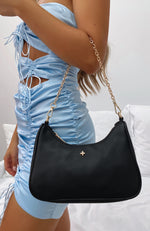 Paloma Bag Black Pebble