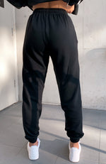 The Insider Sweatpants Black
