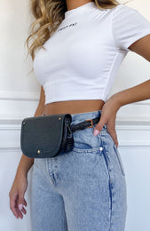 Lexi Belt Bag Black