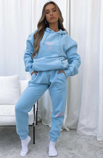 New Story Sweatpants Baby Blue