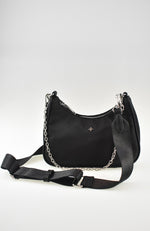 Paloma Bag Black Nylon