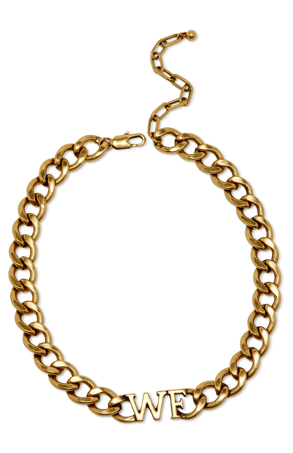 Gold Stack Necklace Gold