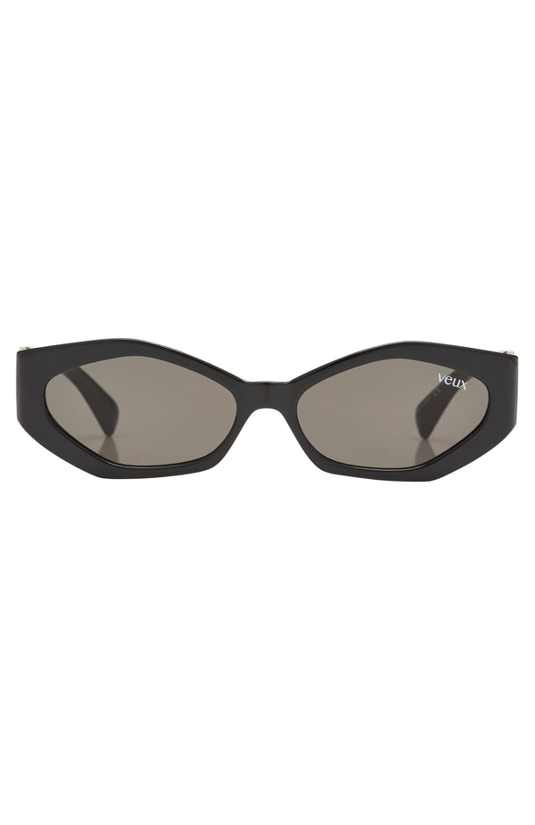 Kensington Sunglasses Black