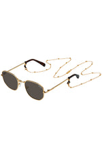 Soho Sunglasses Chain Gold