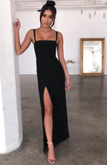 Make An Entrance Gown Black