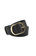 Roxie Belt Black Gold